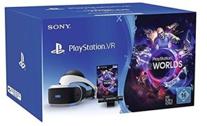 PlayStation VR + Camera + VR Worlds Voucher PLATZ 2